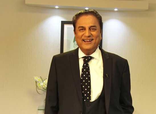 Naeem Bokhari restrained