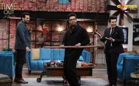 Ahsan Khan with a new show