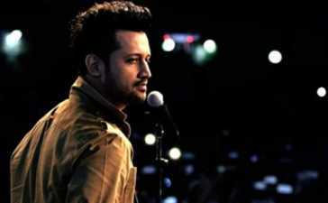 Atif Aslam on FBR's Radar