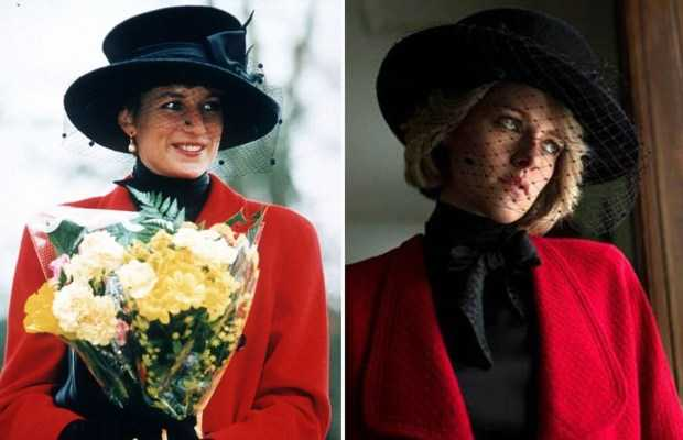 Kristen Stewart is Princess Diana in first look image from 'Spencer'