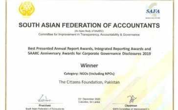 TCF's Financial Disclosures