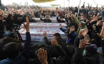 Hazara Community Protest