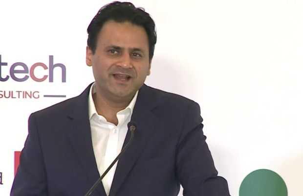 Tabish Gauhar resigned