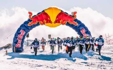 Red Bull Homerun