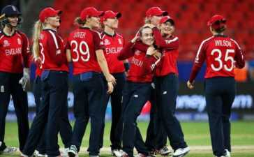 England Women Cricket Team