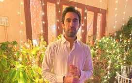 Ali Rehman Khan recovered