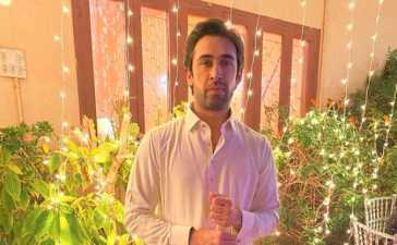 Ali Rehman Khan recovered