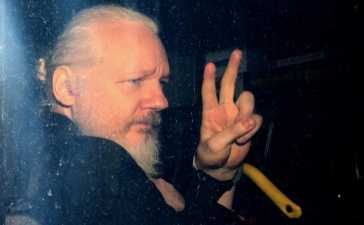 UK court blocks Julian Assange's extradition