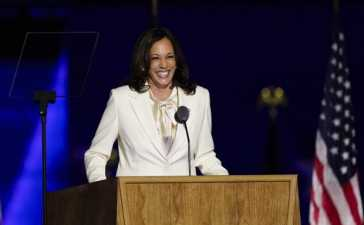 First Female Vice President of the USA
