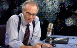 Larry King death news