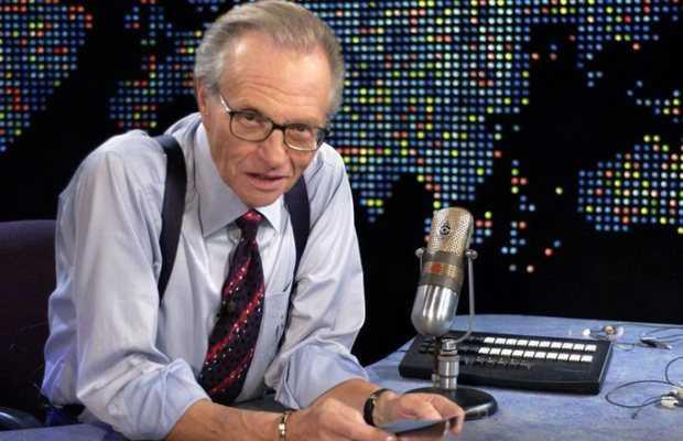 Larry King death news