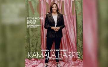 new Kamala Harris cover