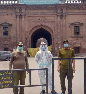 Lockdown Imposed in Lahore