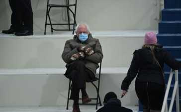 Senator Bernie Sanders's inauguration