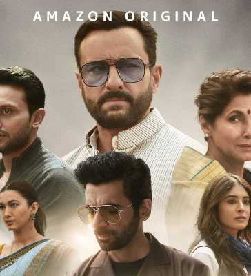 Saif Ali Khan web series slapped