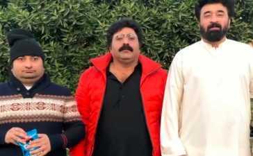 Ahmad Shah's Cute Viral Video