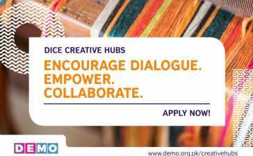 Creative Communities Empowerment programmes