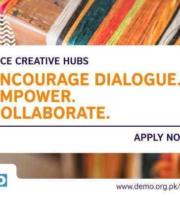 Creative Communities Empowerment programmes