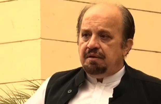 PTI's Firdous Shamim Naqvi