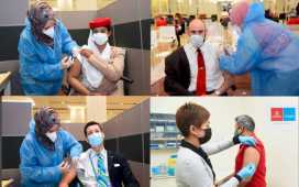 Emirates vaccination programme