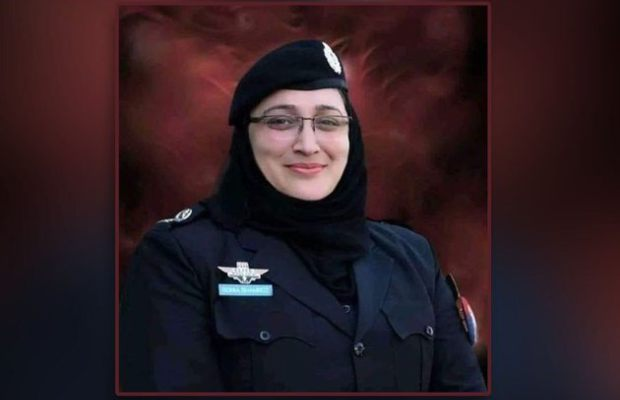 First Ever Woman District Police Chief