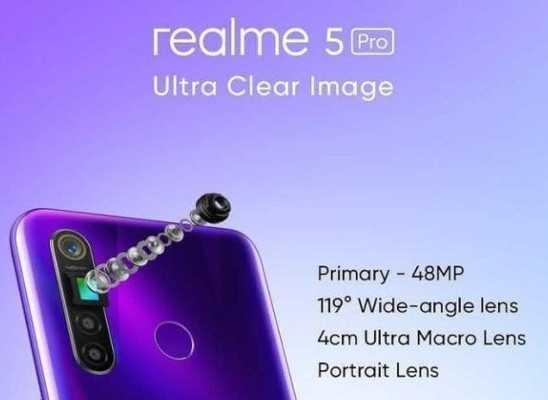realme to Introduce 64MP Camera