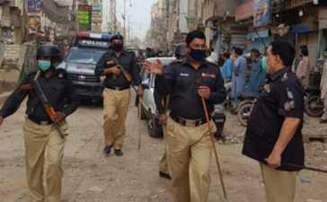 176 Policemen test positive