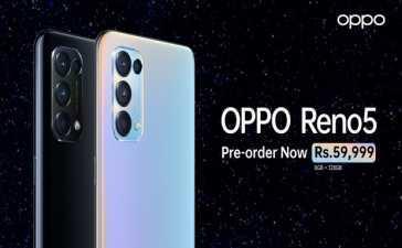 OPPO Launches Reno5