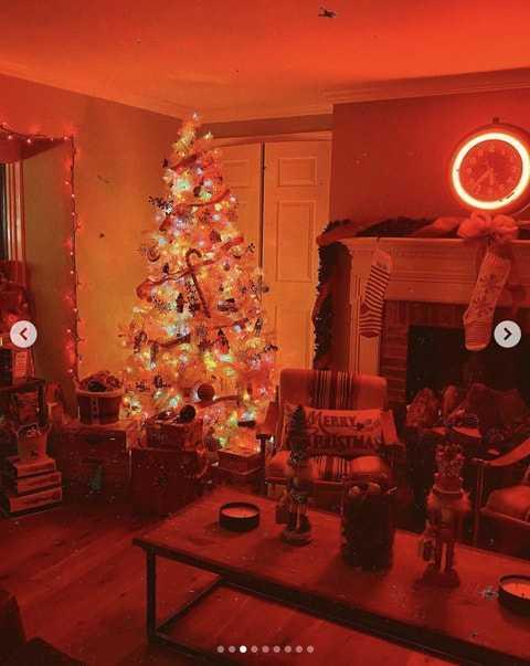 beautiful festive decorations
