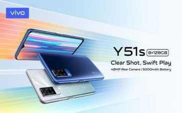vivo Launches Y51s