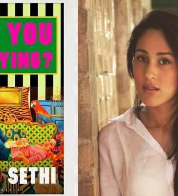 Mira Sethi's debut book
