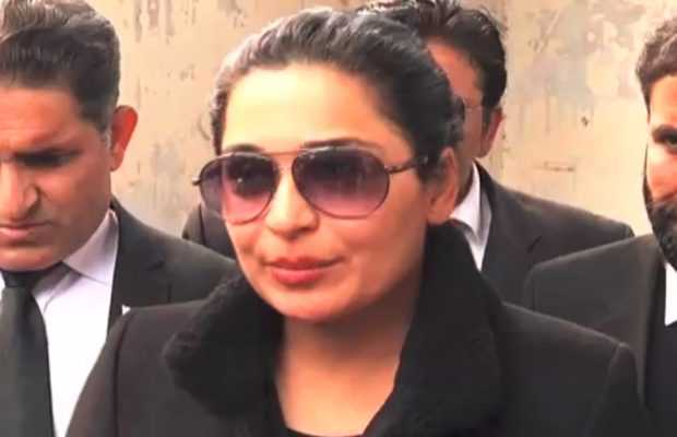 another controversy for Lollywood actress Meera