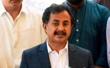 PTI's Haleem Adil Sheikh