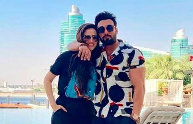 Sana Javed and Umair Jaswal