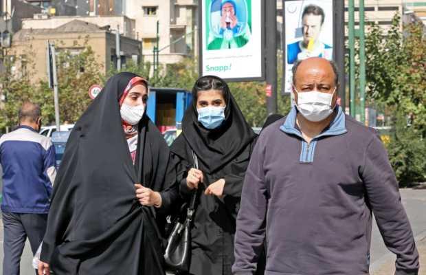 Coronavirus Deaths in Iran