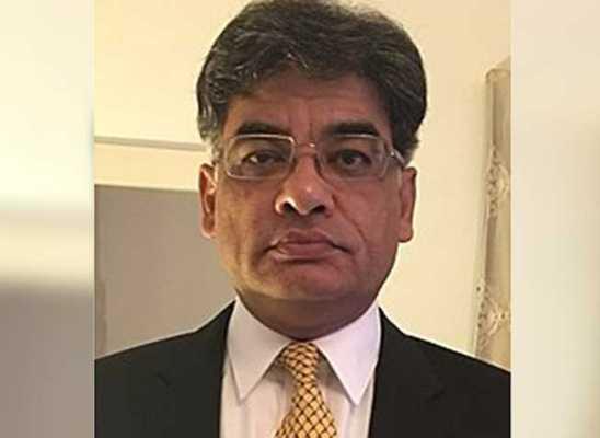 Khalid Jawed Khan