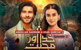 Khuda Aur Mohabbat Ep-2 Review