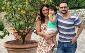 Saif Ali Khan second child