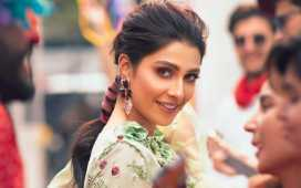 Ayeza Khan's fashion sense