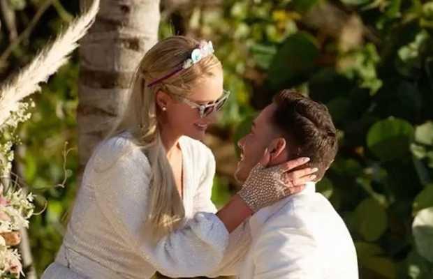 Paris Hilton engagement