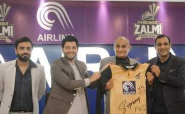 Peshawar Zalmi's owner Javed Afridi
