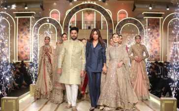 "Luxury Bridal Collection ""Zeenat"""