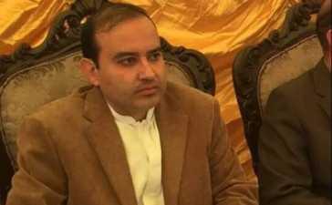 KP Law Minister Sultan Khan