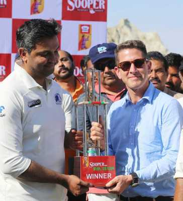 EBM Celebrates Cricket