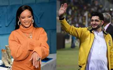 Rihanna For Zalmi Anthem?