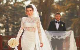 Burcu Kıratlı marriage