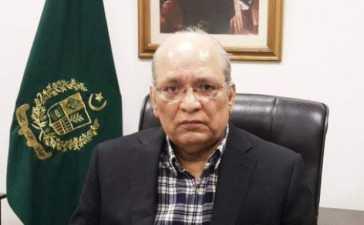 Senator Mushahidullah Khan death