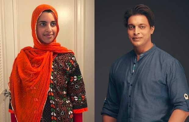 Shoaib Akhtar's female doppelgänger