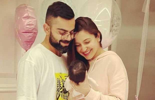 Anushka and Virat daughter