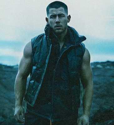 Nick Jonas New Song Spaceman